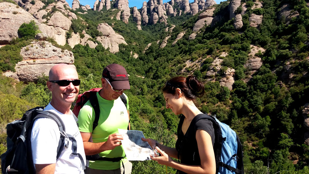 Guided Montserrat Day Tour I Barcelona Slow Travel