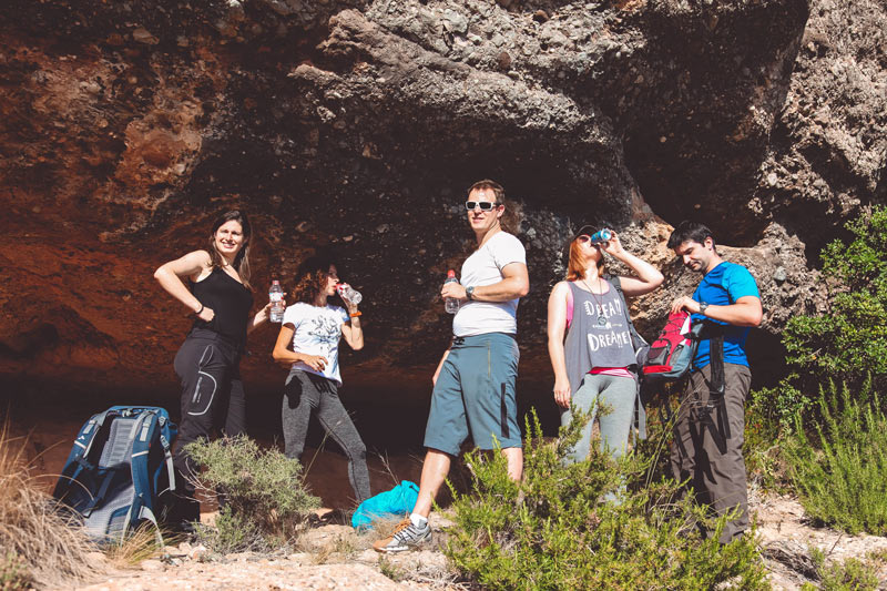 Montserrat hiking small group tour