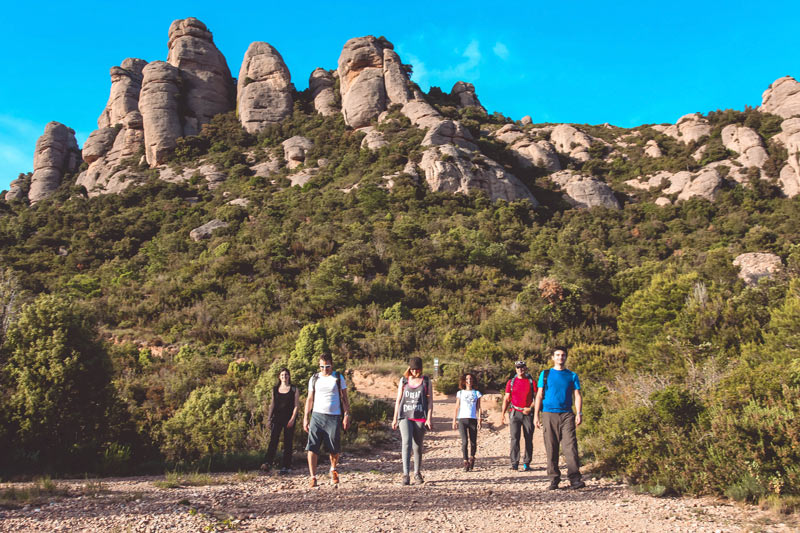 Half day Montserrat Hiking Tour
