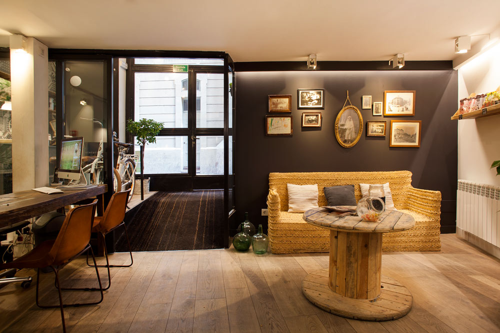 Barcelona best eco-boutique hotel