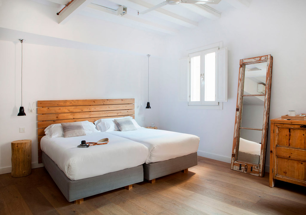 Sustainable hotels in Barcelona